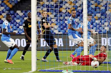 جام حذفی ایتالیا / ناپولی۱- اینتر ۱