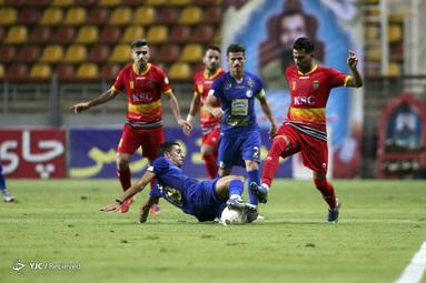لیگ برتر فوتبال / فولاد ۲ - استقلال ۱
