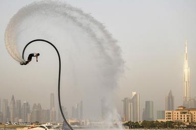 جشنواره ورزش های آبی دبی