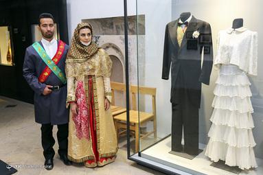 نمایشگاه مردم شناسی ارامنه جلفا