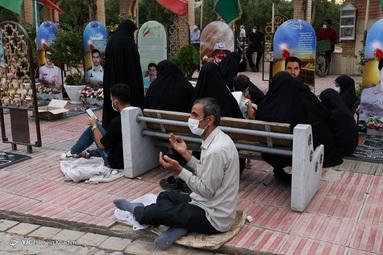 برگزاری مراسم دعای عرفه - اراک