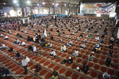 برگزاری مراسم دعای عرفه - اهواز