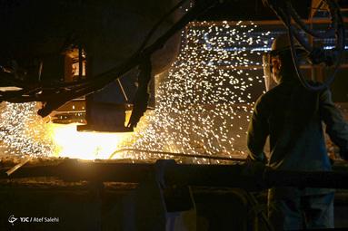 رونق فولاد کاوه جنوب کیش در سال جهش تولید