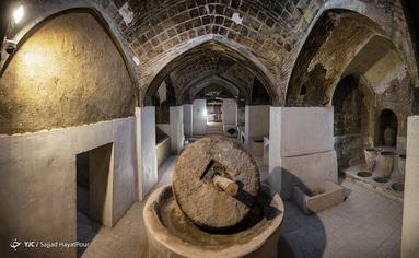 ابنیه و جاذبههای تاریخی شهر کهک قم