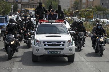 دستگیری گنده لات مشیریه
