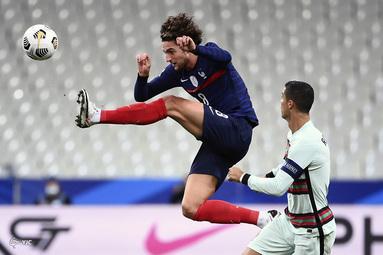 لیگ ملتهای اروپا / فرانسه ۰ - پرتغال ۰