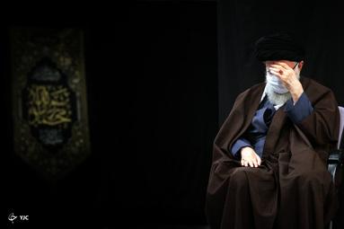 مراسم عزاداری رحلت رسول اکرم(ص) و شهادت امام حسن مجتبی(ع) در حسینیه امام خمینی (ره)