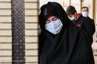 مراسم تشییع و تدفین پیکر شهید مسعود منتجبی از رزمندگان هشت سال دفاع مقدس بود که در ۱۸ سالگی و در ۱۷ اردیبهشت سال ۱۳۶۱ در منطقه شلمچه و در عملیات بیتالمقدس به درجه رفیع شهادت نائل شد - زنجان