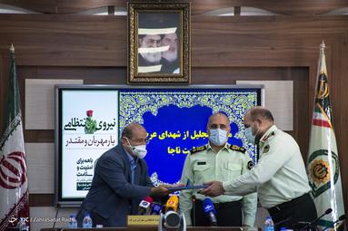 جلسه مشترک ستاد مقابله با کرونا تهران