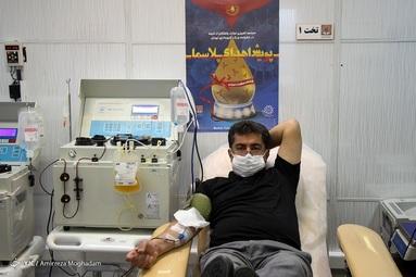 اهدای خون در روزهاي کرونايي