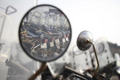قبرستان موتور سیکلت ها