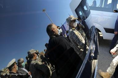 الحاق ناو موشك انداز زره به ناوگان جنوب نيروي دريايي ارتش در کنارک