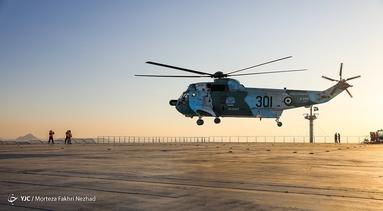 الحاق ناوبندر مکران به نیروی دریایی ارتش