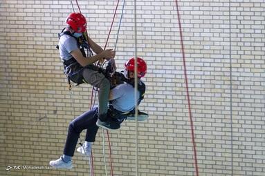 دوره آموزشی بین المللی دسترسی با طناب