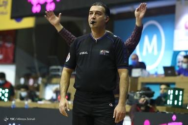 لیگ برتر بسکتبال مهرام تهران ۸۲ - شیمیدر قم ۶۶