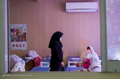 بازگشایی مدارس در پایه های اول و دوم دبستان -  شیراز