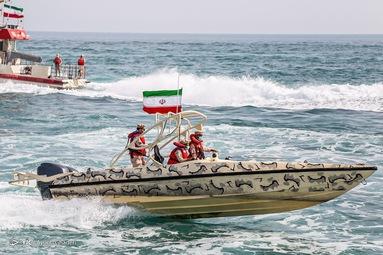 مراسم راهپیمایی یوم الله۲۲ بهمن و جشن چهلو دومین سالگرد پیروزی انقلاب اسلامی - جزیره کیش