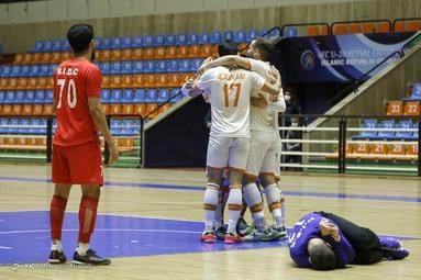 تیم فوتسال مس سونگون از هفته دوازدهم لیگ برتر با نتیجه هفت بر صفر در مقابل حفاری اهواز پیروز شد