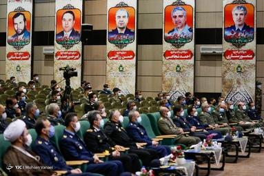 اختتامیه المپیاد دانشگاههای افسری ارتش