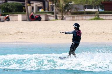 مسابقات اسکی روی آب کیش