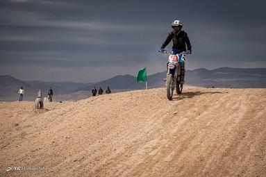 رقابت استانی موتور کراس به میزبانی پیست موتور سواری سرخه  - سمنان